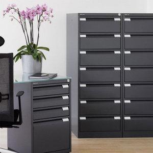 картотеки и файловые шкафы