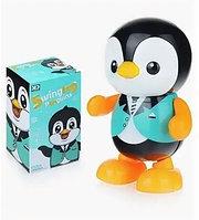 Детская музыкальная танцующая игрушка пингвин модель: NO.17178