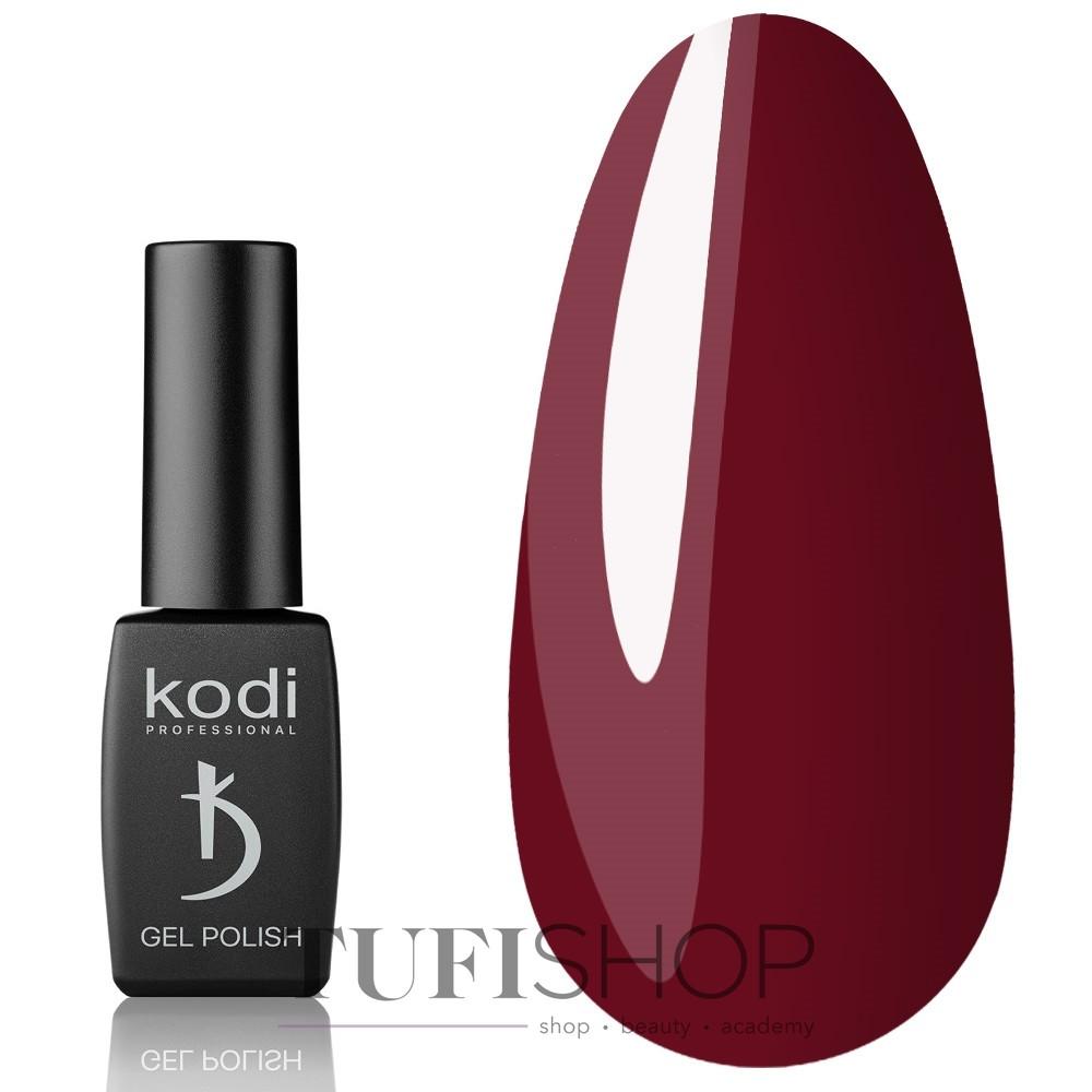 Гель-лак для ногтей Kodi Gel Polish 01 - вишневый