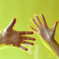 Перчатки полиэтиленовые Универсальные прозрачные 100 шт/упк №46614