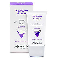 BB-Крем ARAVIA увлажняющий SPF-15 Ideal cover Vanilla 01 50 мл №95366