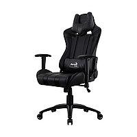 Игровое компьютерное кресло Aerocool AC120 AIR-B искусственная кожа