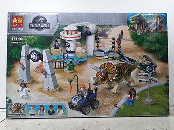 Конструкторы Jurassic park