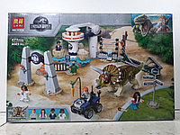 Конструктор LARI Jurassic park 11336 471 pcs. Юрский парк