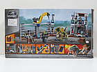 "Конструктор ""Bela"" Dinosaur World 10923 307 pcs. Jurassic park. Юрский парк, фото 2"