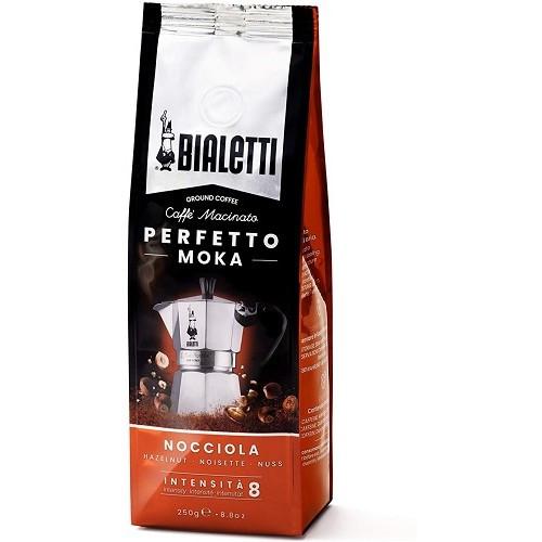 Bialetti Perfetto Moka Nocciola, молотый, 250 гр.