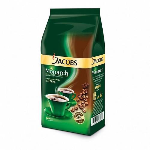Кофе в зернах Jacobs Monarch, 1000 гр
