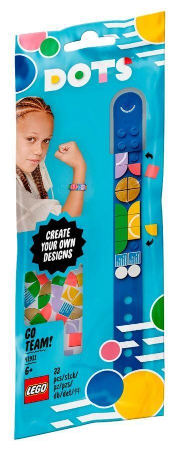 LEGO: Браслет «Чемпионки» DOTs 41911