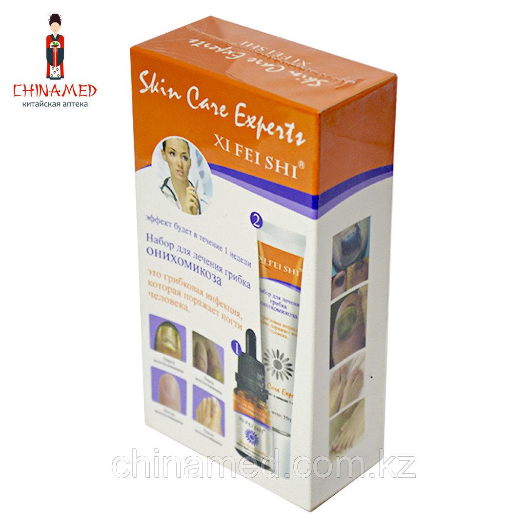Набор для лечения грибка ногтя Xifeishi онихомикоз