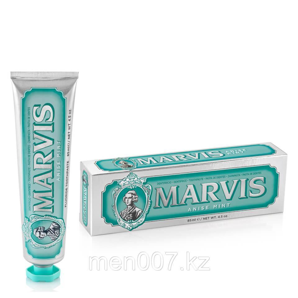 Marvis зубная паста Anise Mint (вкус: анис + мята), 85 мл