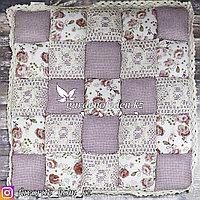 Подушка на стул. Материал: Текстиль. Цвет: Разные цвета.