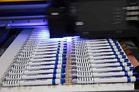 Ультрафиолетовая УФ печать на различных готовых изделиях (брендирование)