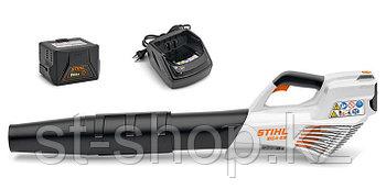 Воздуходувное устройство STIHL BGA 56 аккумуляторное SET (с батареей и зарядкой)