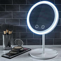 Зеркало с LED подсветкой для макияжа