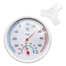 Термогигрометр Стеклоприбор ТГК-2 Качество жизни