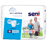 Трусики для взрослых Seni active Large 100-135 см 6 кап №10