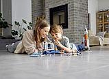 Конструктор Аналог лего Lego 60228, Lari 11387 Ракета для запуска в далекий космос и пульт управления запуском, фото 3