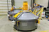 Бетоносмеситель планетарный противоточный БПП-3В-750, фото 3