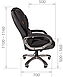 Кресло Chairman 434, фото 5