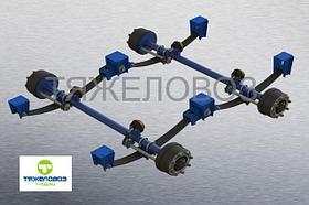 Установка подвески Т2-2900000