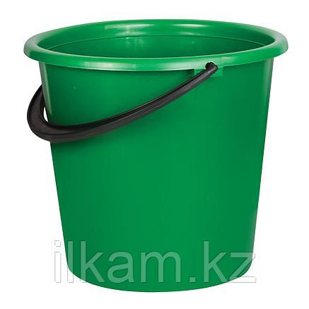 Ведро пластиковое 10 л, фото 2