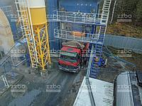 Прогресс идёт — асфальтобетонный завод БМЗ-80 в работе и отгружает тонну за тонной асфальта!