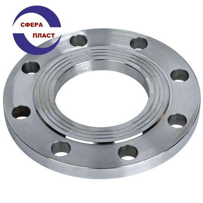 Фланец стальной ответный приварной Ду-200 Ру-10 ГОСТ 12820-80