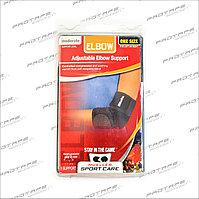 Налокотник Mueller Elbow Support Neoprene, 4521-black, черный цвет