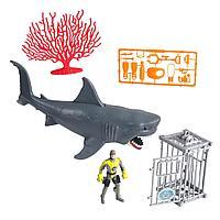 CHAPMEI 549003 Игровой набор: Атака акулы