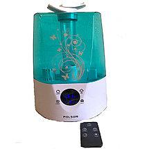 Ультразвуковой увлажнитель воздуха POLSON 3.2 л с гигрометром, фото 3