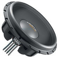 Hertz MG 15 BASS 2x1.0 Ohm 2 Spiders PP Cone