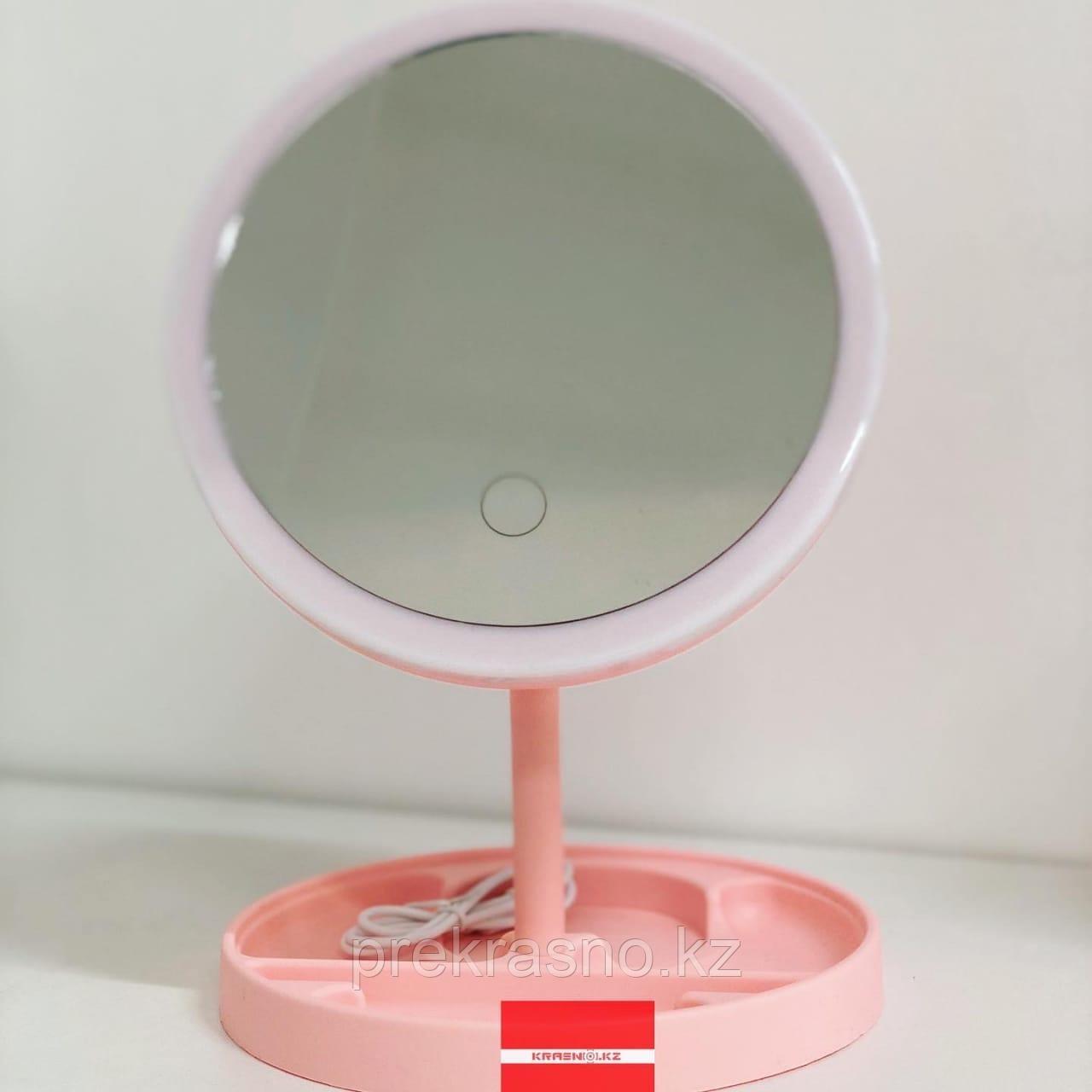 Зеркало круглое с подсветкой RIYE