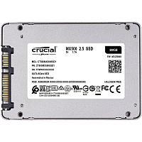 Твердотельный накопитель 500GB SSD Crucial MX500 2.5 SATA3 R560Mb-s, W510MB-s 7mm CT500MX500SSD1. В комплекте