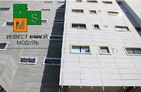 Фиброцементный лист для фасада