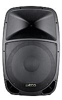 Активная портативная АС со встроенным мультиформатным плеером PRESTO-15A MP3 (T)