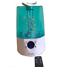 Ультразвуковой увлажнитель воздуха POLSON 3.2 л с гигрометром, фото 2