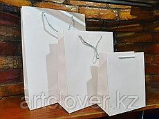 Бумажные пакеты разных размеров
