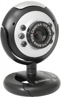 Веб камера Defender C-110 (Black)