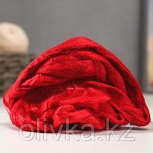 Лента для валяния (0042, красный) 50 г