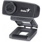 Веб-камера Genius FaceCam 1000X V2 (Black)