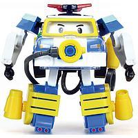 Игрушка Robocar Poli трансформер + костюм водолаза