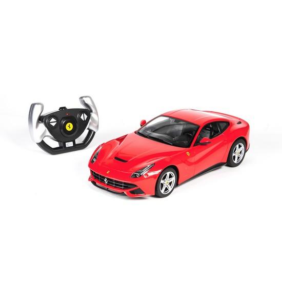 Машина RASTAR радиоуправляемая Ferrari F12berlinetta  49100R (Радиоуправляемая машина, RASTAR, 49100R, 1:14,