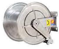 Автоматическая неповоротная катушка без шланга Meclube AISI304, фото 3