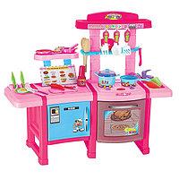 """Игровой набор Xiong Cheng """"Кухня"""" В комплекте:  мойка, холодильник, духовка (66035 Игровой набор """"Кухня"""" В"""