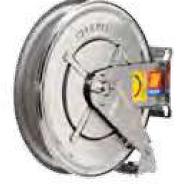 Автоматическая неповоротная катушка без шланга Meclube AISI304