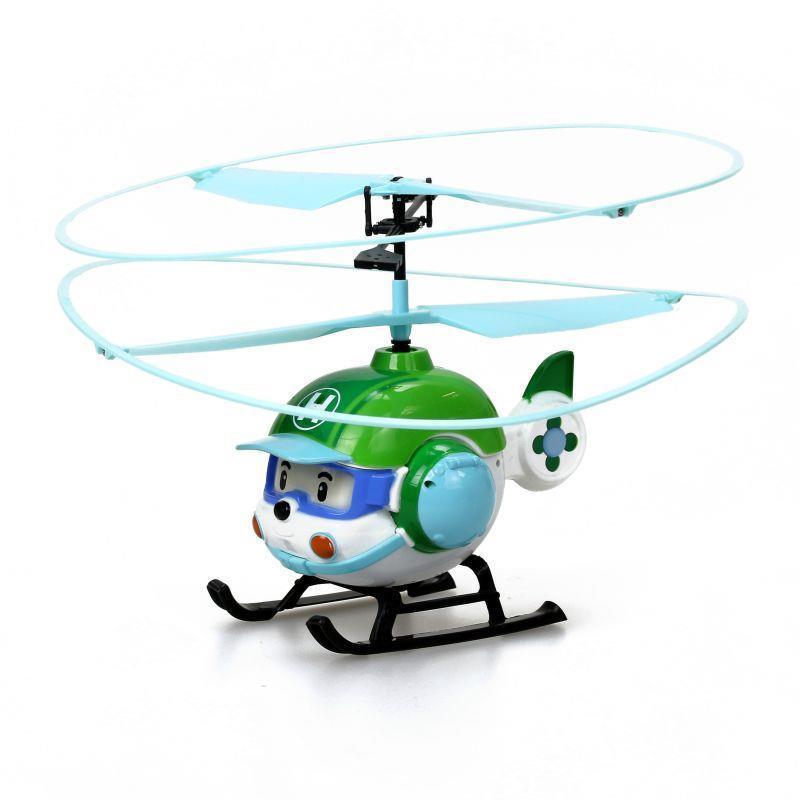 Вертолет Хэли Robocar Poli на ИК