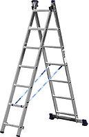 Лестница СИБИН универсальная, двухсекционная  (Лестница СИБИН универсальная, двухсекционная, 11 ступеней)