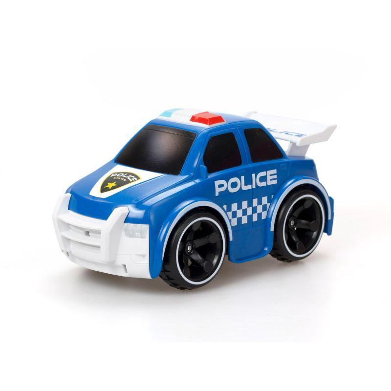 Полицейская машина Silverlit Tooko на ИК