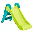KETER Горка BOOGIE БУГИ Зеленая/Бирюзовая Green/Turquoise  (110x46x72h)