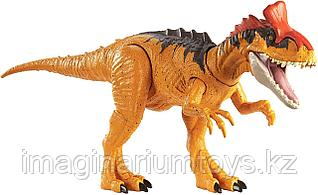 Динозавр Криолофозавр интерактивный оригинал Jurassic World